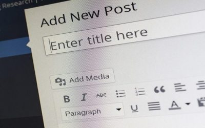 8 Tips For Getting Started With Blogging