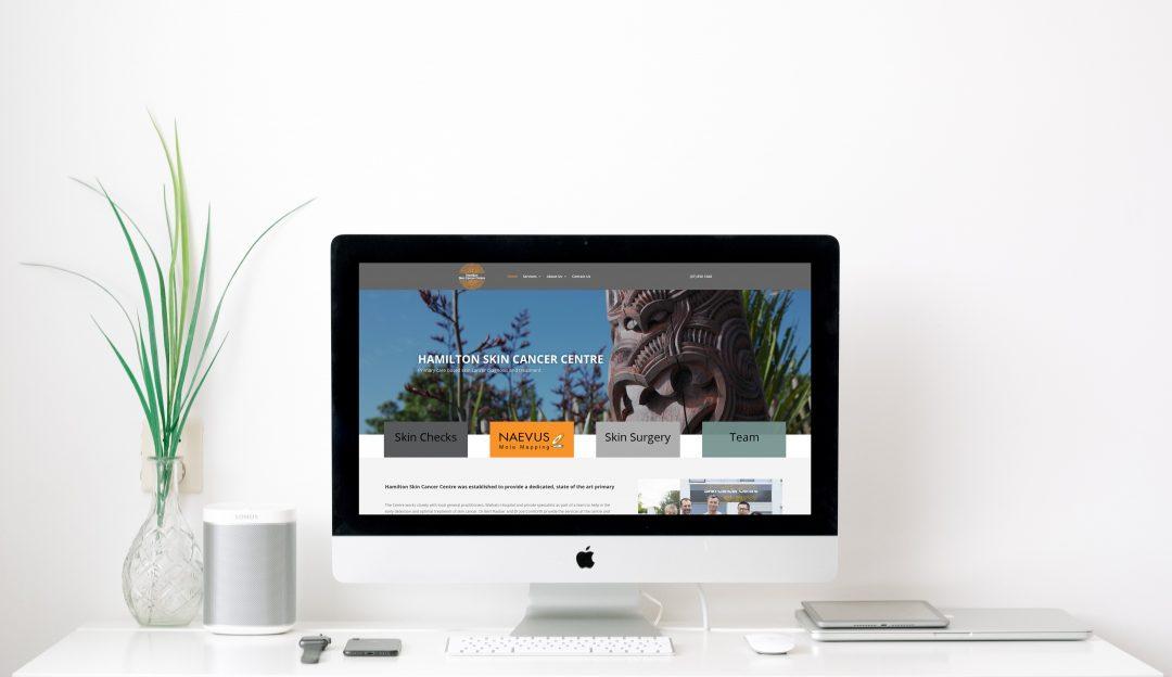 Hamilton Skin Cancer Centre Website