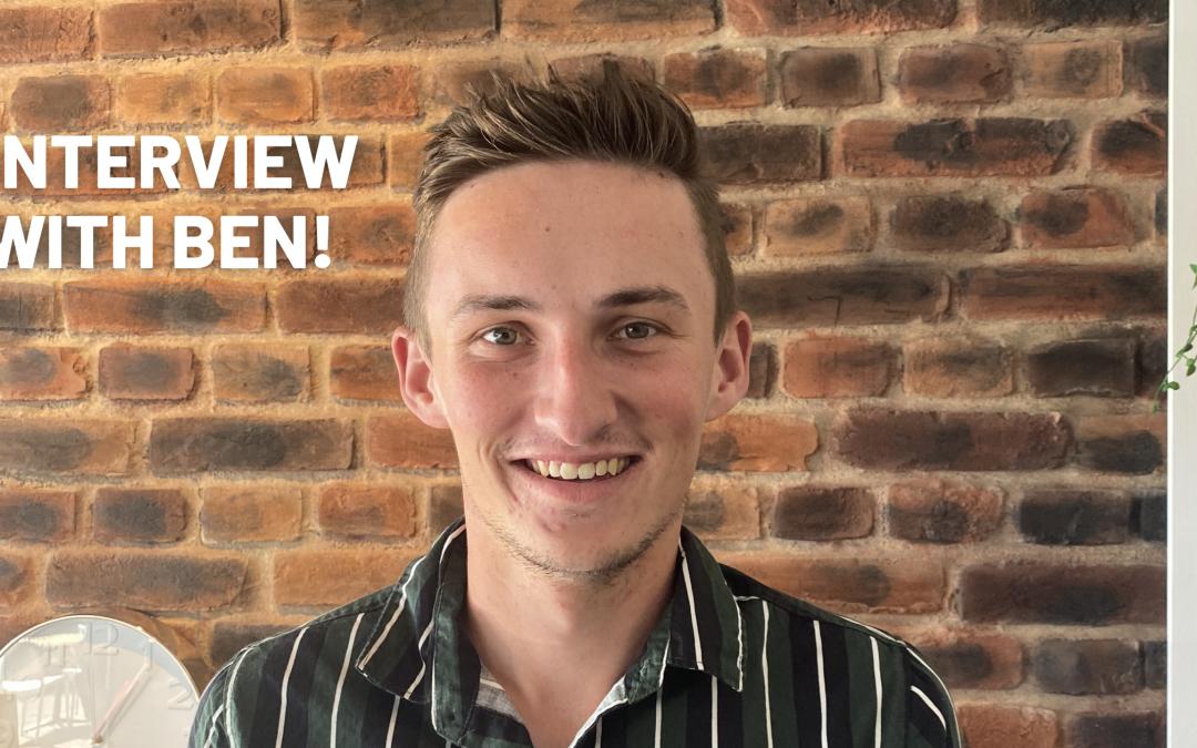 Interview with Ben!
