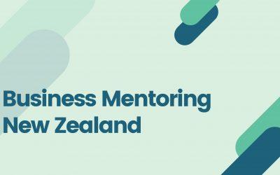 Business Mentoring New Zealand